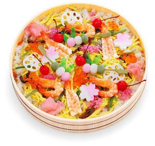 簡単レシピ ひな祭り ちらし寿司